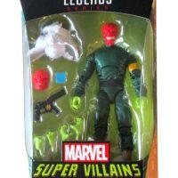 Marvel Legends Super Villains Red Skull 6-Inch Scale Action Figure (Xemnu BAF)