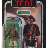 Lando Calrissian (Skiff Guard) Star Wars The Vintage Collection 3.75 Action Figure