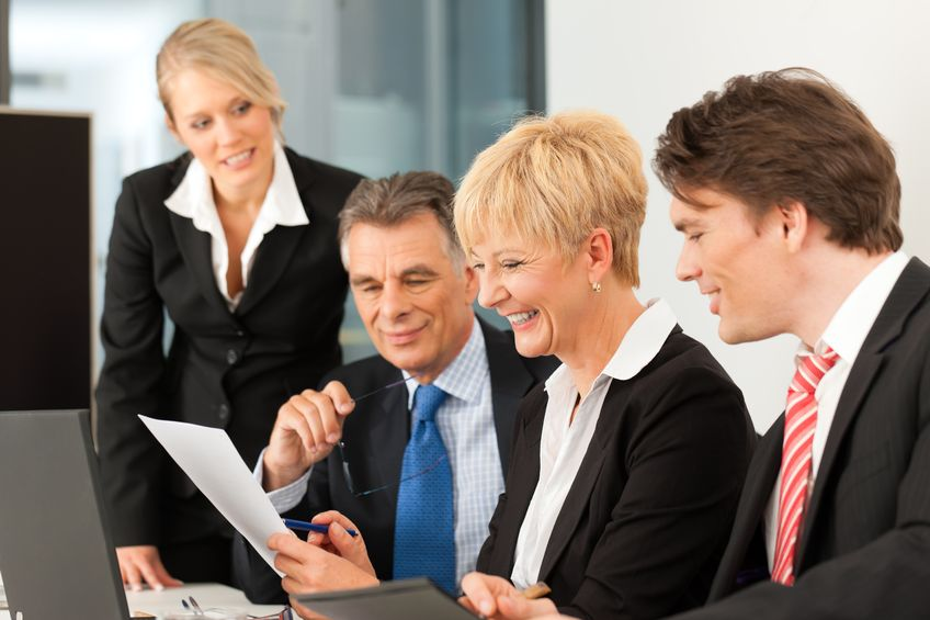 managing up the organization