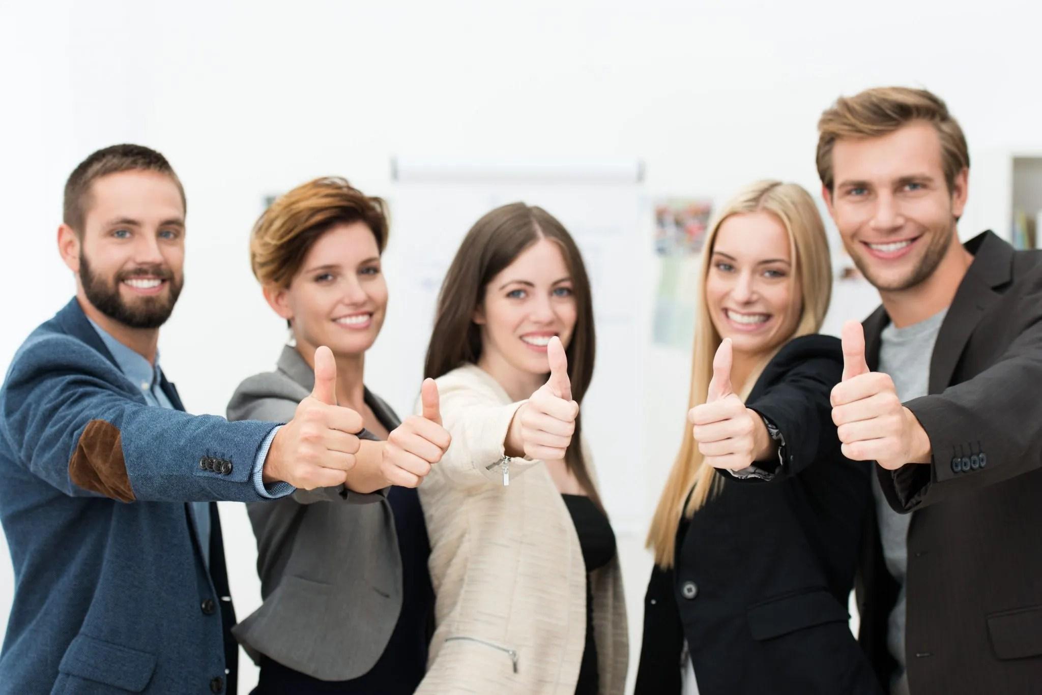 team building via trust