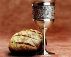 The Eucharist and Imputed Obedience