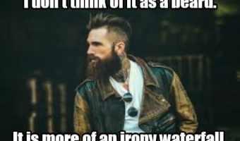 Assyrian King Lumbersexual Beards