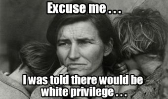 Don't Waste Your White Privilege