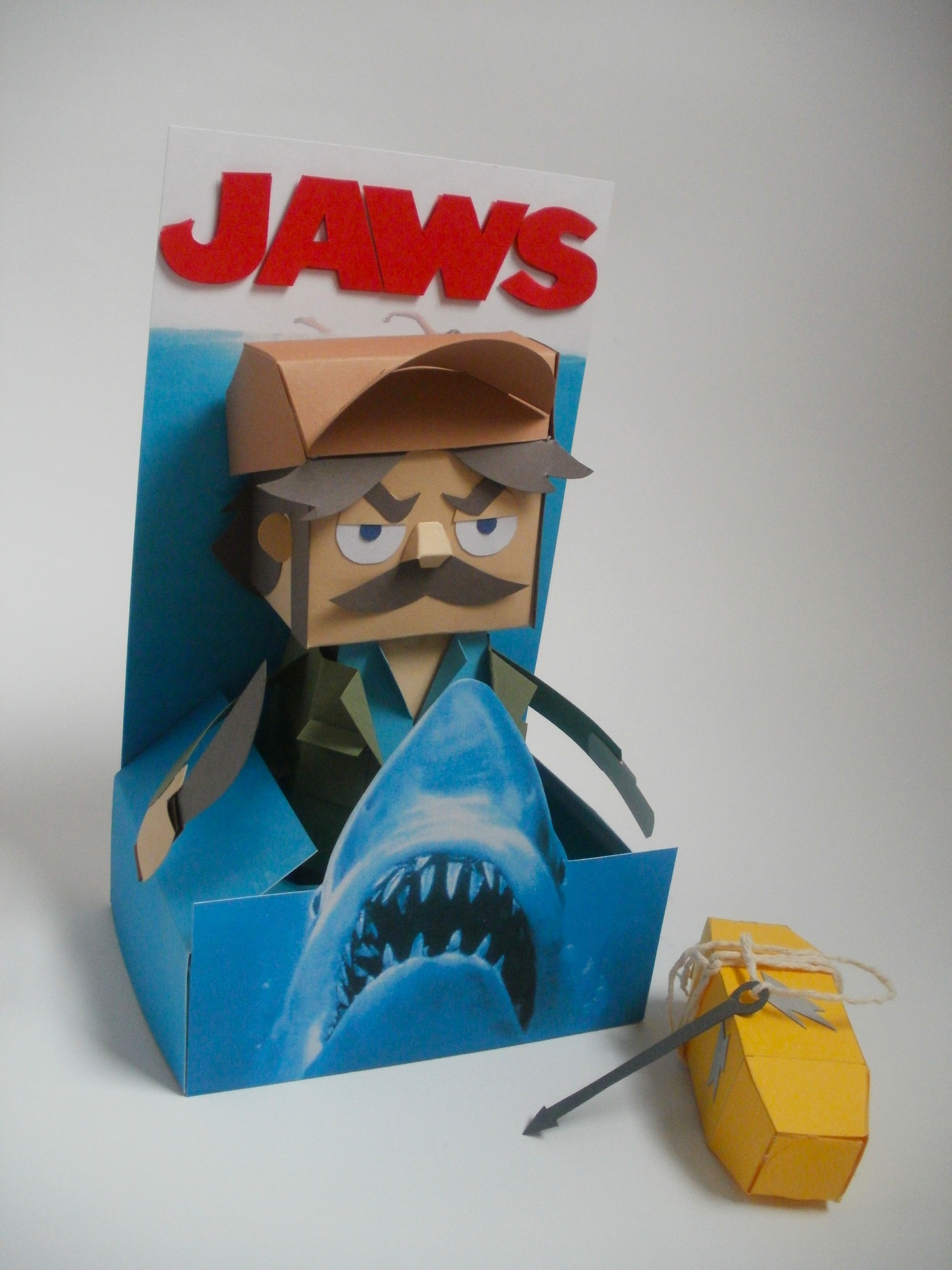 Dougy74 Design Handmade 3D Paper Toy Cardboard Madness Americanboy1974yahoocouk Page 2