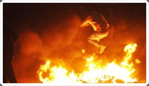 البير الجديد: الأمن الوطني و السلطات المحلية يشنان حملة لازالة كل الشوائب التي كان الغرض منها اضرام النار احتفالا بليلة عاشوراء