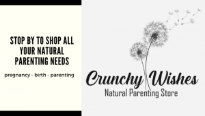 Stop by to shop all your natural parenting needs