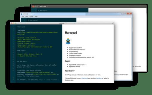 haroopad documentation tool