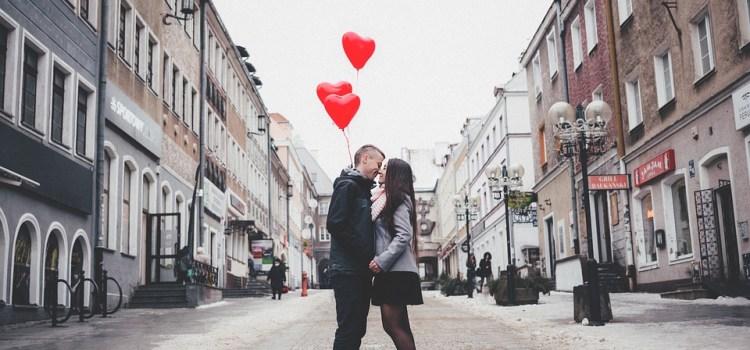 Celui qui me rend heureuse et amoureuse…