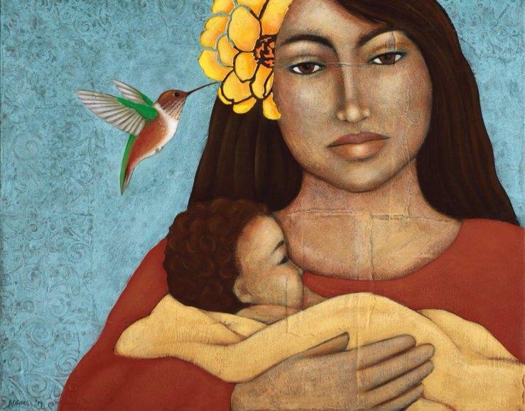 Image result for hispanic baby nursing