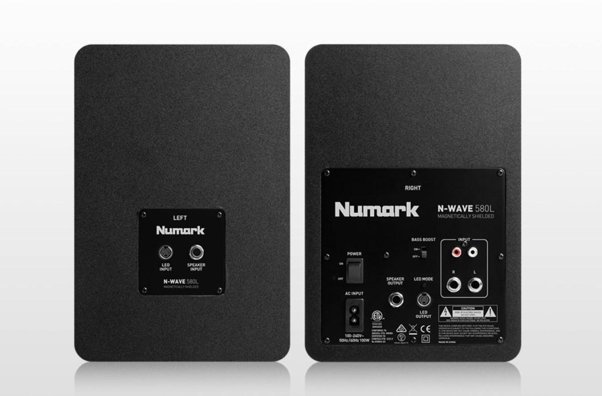 NUMARK N-WAVE 580L 3