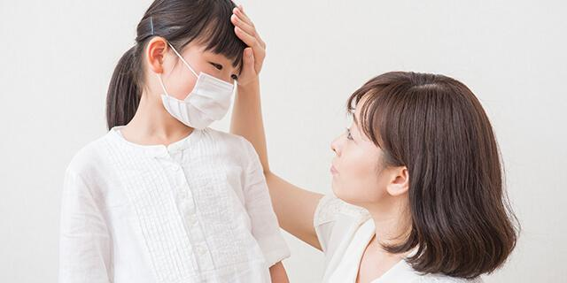 家族がインフルエンザ感染