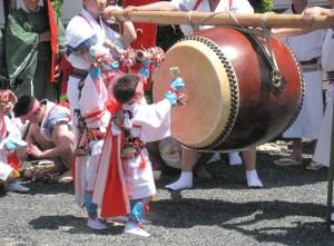 宮津祭り太鼓