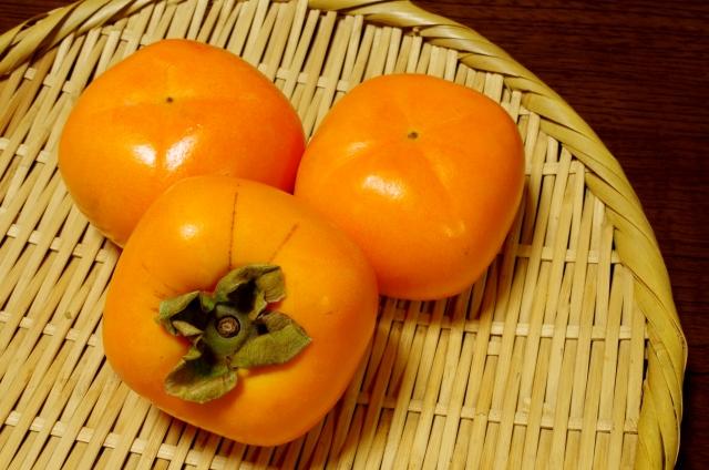 柿は風邪に効く