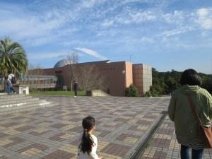 福知山三段池体育館