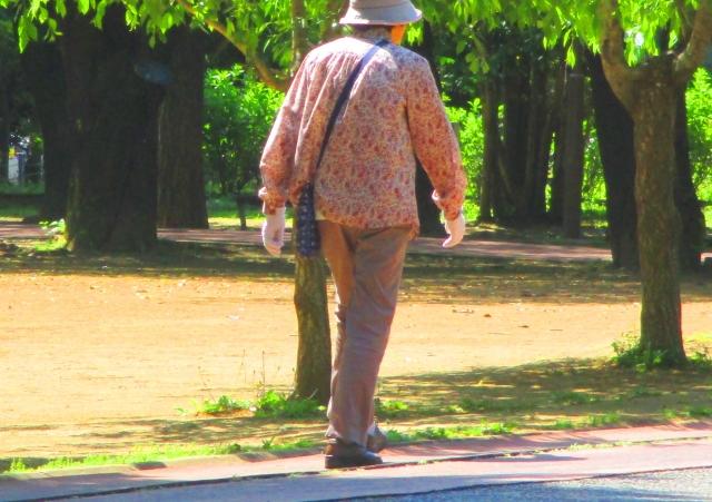 故郷の高齢家族が行方不明