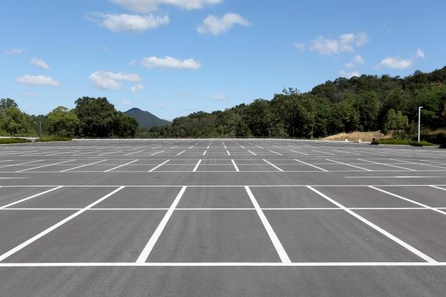 ほっともっとフィールド穴場駐車場はここ
