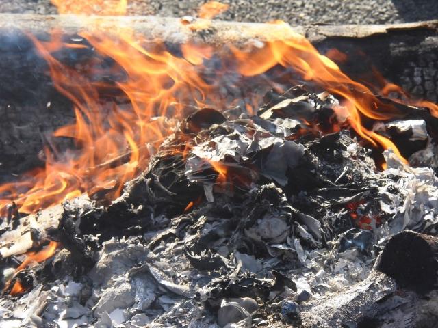 火事を発見したら119
