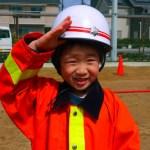 消防団規律訓練