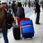 旅をスムーズにする 荷物の処理