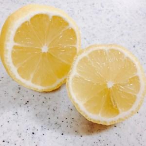 水酸化ナトリウム レモン汁