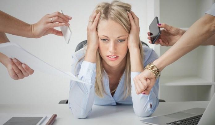 Excesso de estimulos estresse tratamento medico