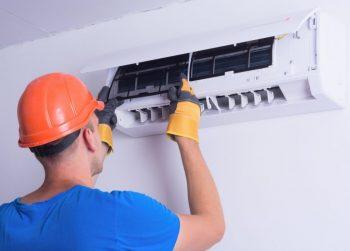 instalação Reparação de ar condionado