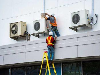 instalação reparação de ar condicionado 24 horas