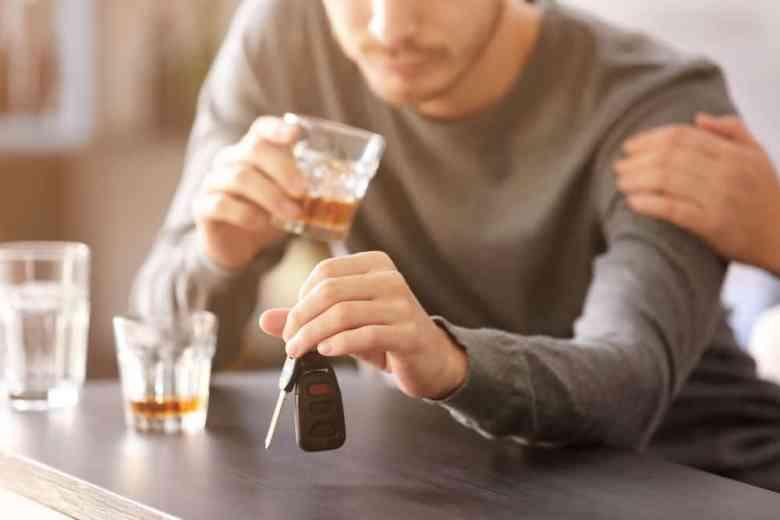 dirigir alcolizado sob influência