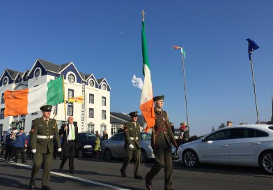 Invitation to Bundoran for St Patrick's Day