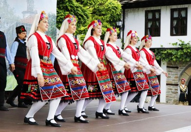Slaveykovi's celebrations in Tryavna attract people from near and far!