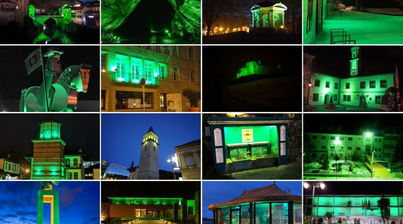 Douzelage Global Greening