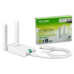 Tp-Link TL-WR822N 300mbps High Gain Wireless USB Adapter