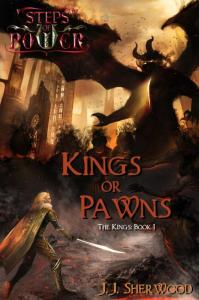 Cover for Kings or Pawns by JJ Sherwood