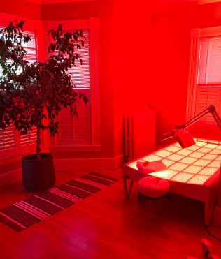 LightStim Infrared LED Bed