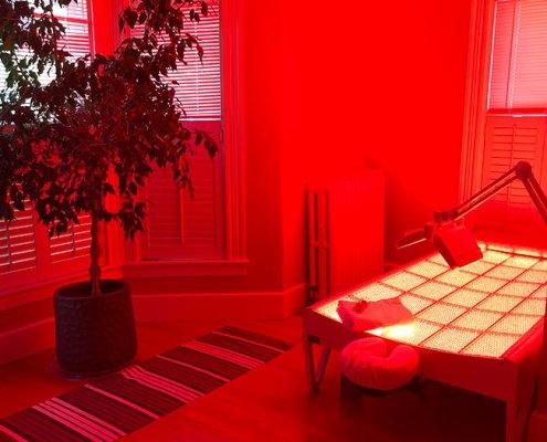 LightStim Infrared LED Bed