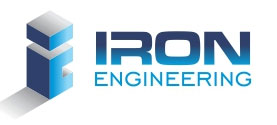 Iron Engineering Logo for Corporate Wellness