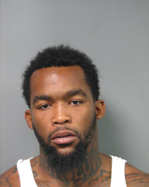 Dante Durham Age: 25 Charges: Possession of Firearm by Person Prohibited Possession of Ammunition by Person Prohibited Carry Concealed Deadly Weapon