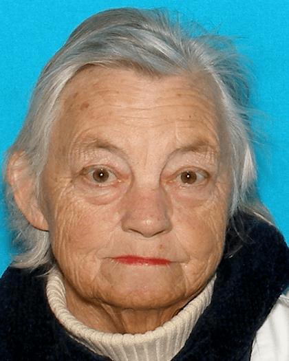 Dorothy Megginson Age: 80