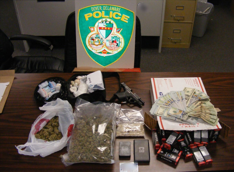 Two Men Arrested on Several Drug Charges After Receiving