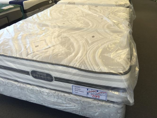 Simmons Beautyrest King Mattress Phenom World Class Some Recharge Queen Others High Price 1 199 2 599