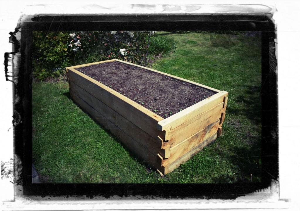 Sleeper Planter Kits