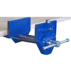 Woodworking vice type 52 1/2 – with speed clamping. HVRQ2 York - record style quick release