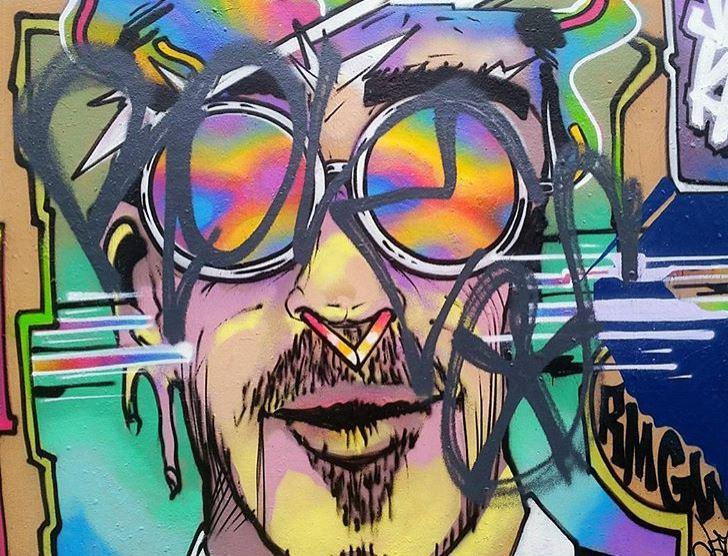 Street Art a Shoreditch