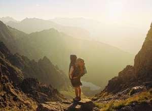 Zaino perfetto montagna
