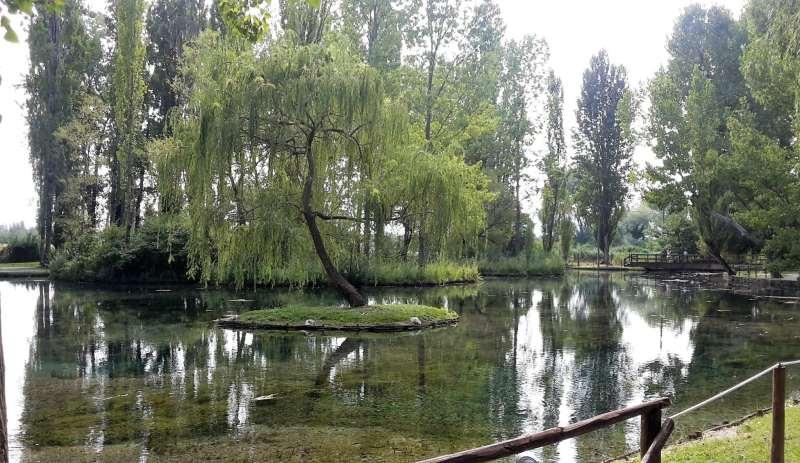 Fonti del Clitunno - Spoleto