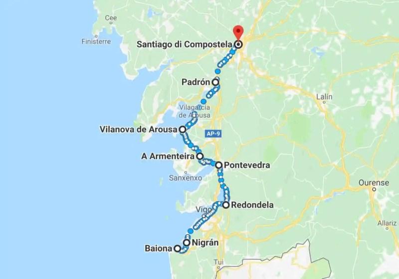 Espiritual Portuguese Chimney Map