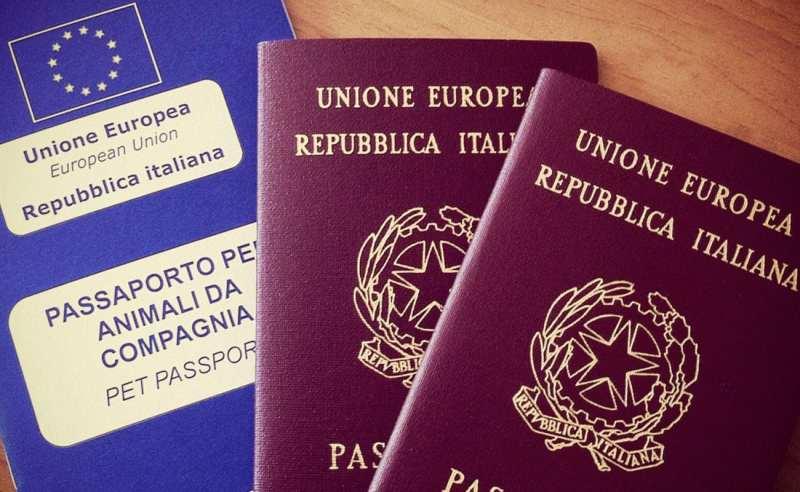 Passaporto per il cane