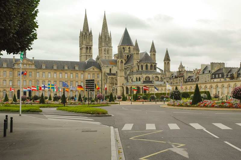 Town Hall of Caen