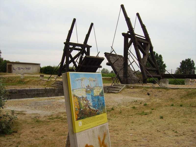 Ponte lavandaie Arles