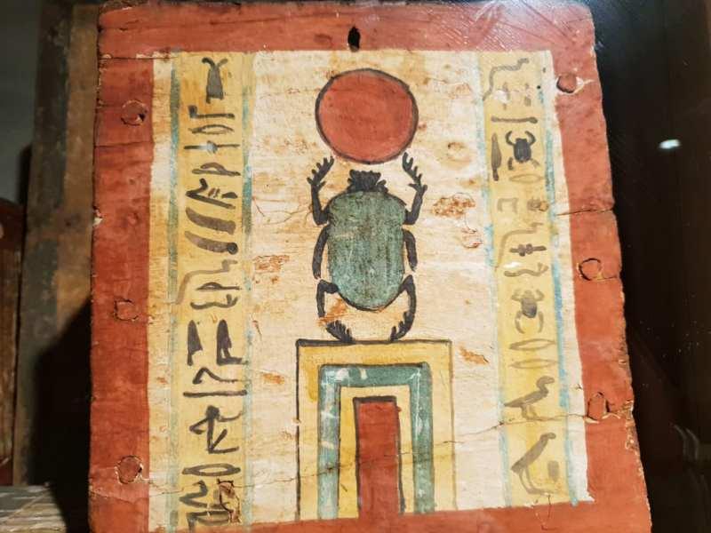Scarabeo museo Egizio